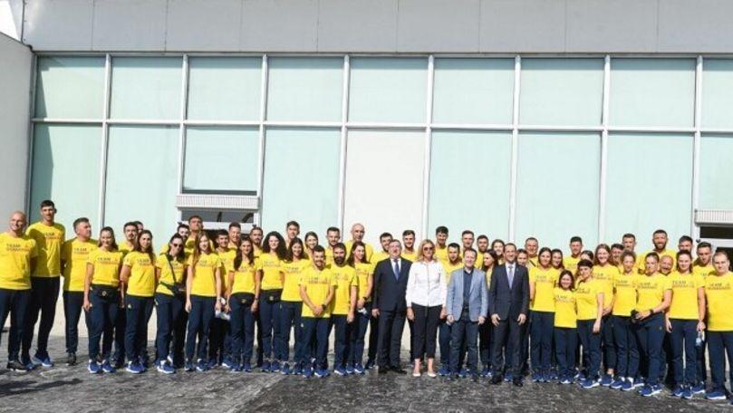Jocurile Olimpice: România va fi reprezentată de 101 sportivi