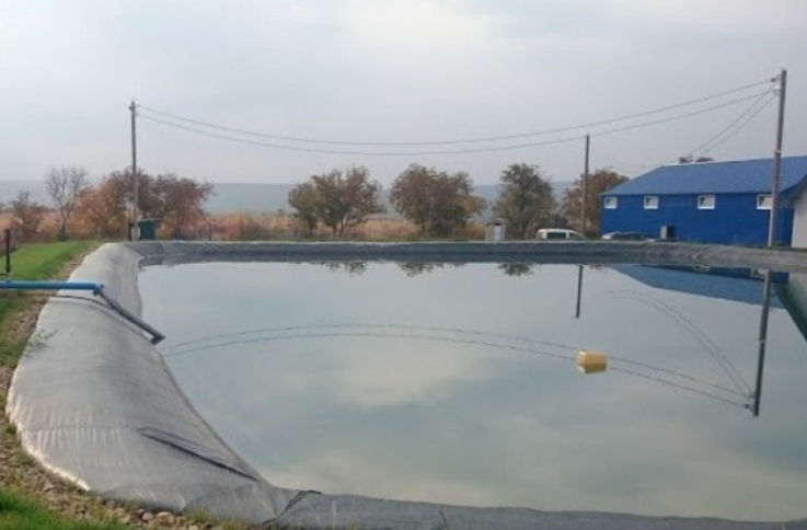 Пять районов получат гранты на создание водоемов с дождевой водой