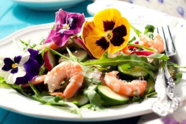 В Молдове открылся и развивается бизнес цветочной кухни