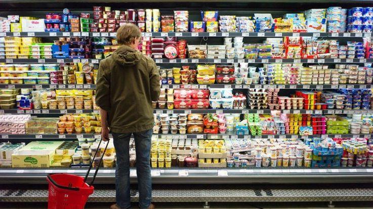 На какие продукты питания выросли цены в апреле?