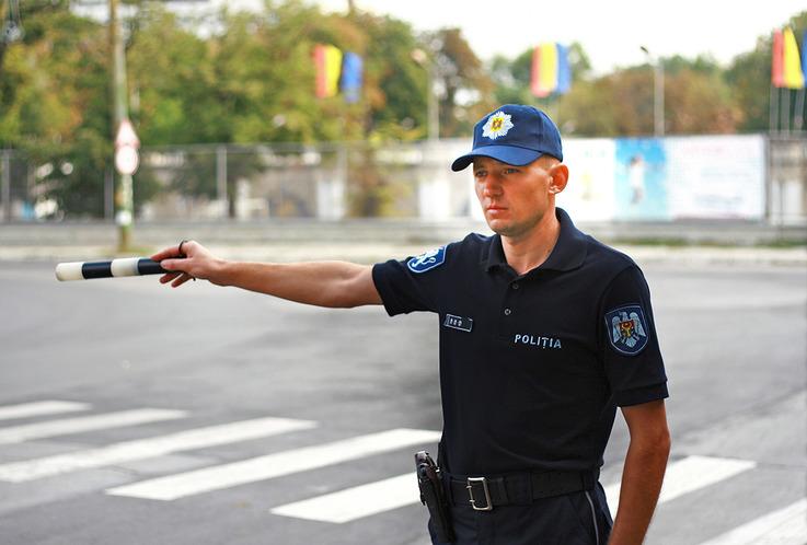 Молдова – в числе стран-лидеров по числу полицейских на душу населения