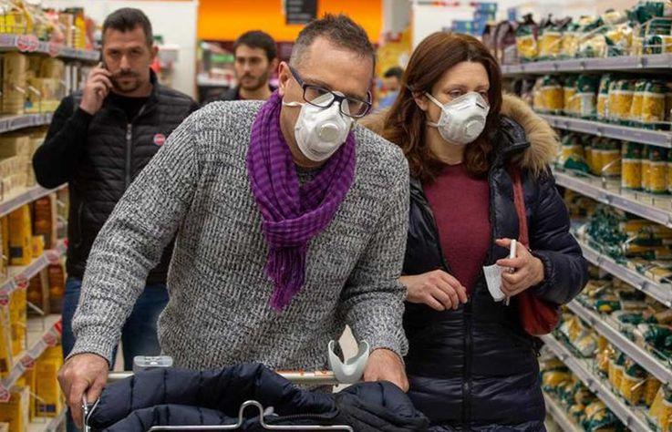 Лицам с температурой выше 37 °C запретят посещать магазины в Кишинёве
