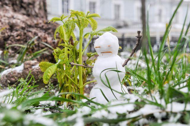 Аномально тёплая зима может оставить Молдову без воды