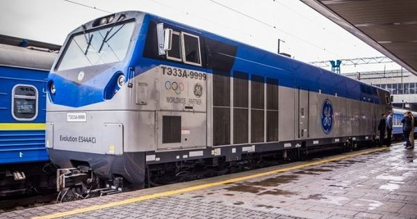 Железная дорога Молдовы приобретёт 12 локомотивов в Казахстане