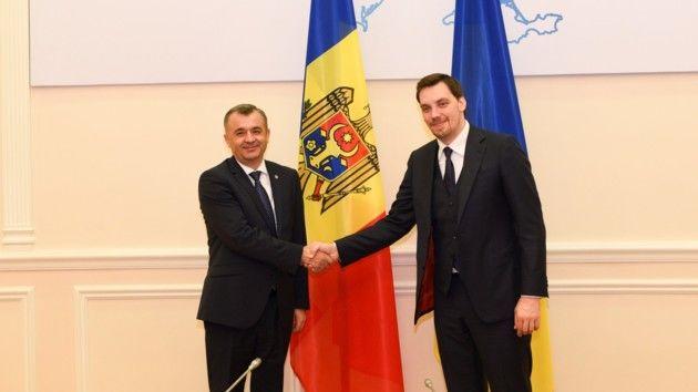 Украина предложила Молдове создать свободную экономическую зону