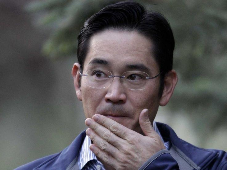 Руководитель Samsung решил не передавать компанию детям