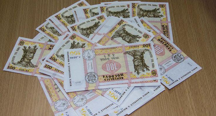 Средняя зарплата в Молдове составляет 7385 леев