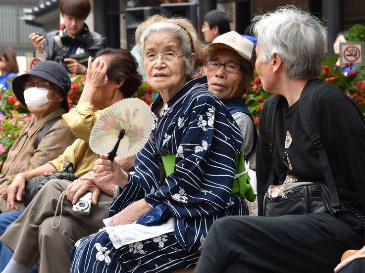 Японская медиакомпания разрешила сотрудникам работать до 80 лет