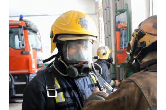 В Хынчештах открыт пост добровольцев-пожарных и спасателей