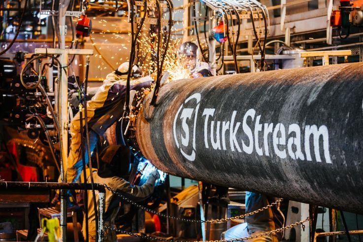 Открытие газопровода TurkStream обернётся для РМ потерей 1 млрд лей