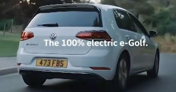Volkswagen оказался в центре скандала из-за рекламы