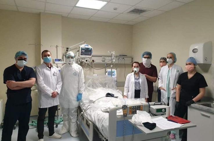 В Молдове студенты-медики принимают участие в борьбе с COVID-19