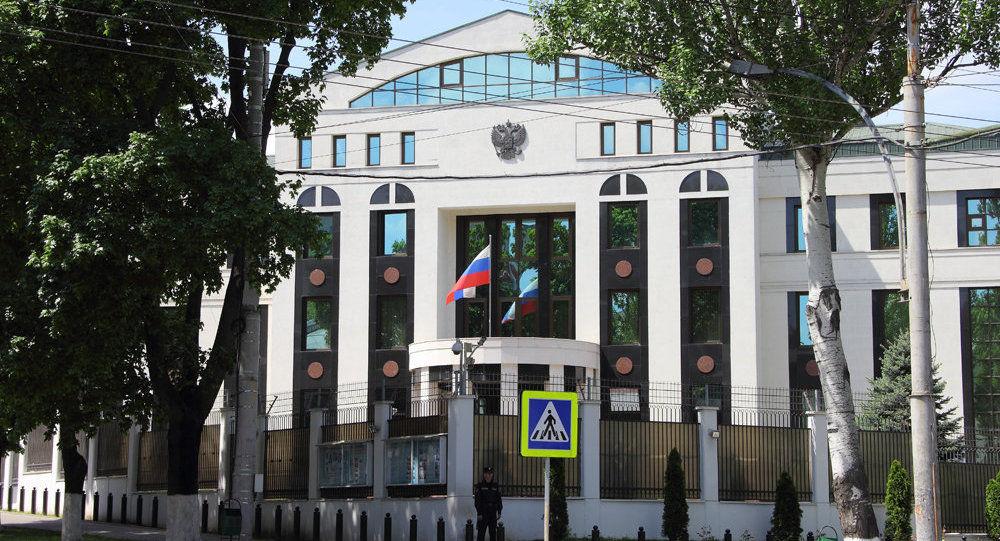 Где находится посольство рф
