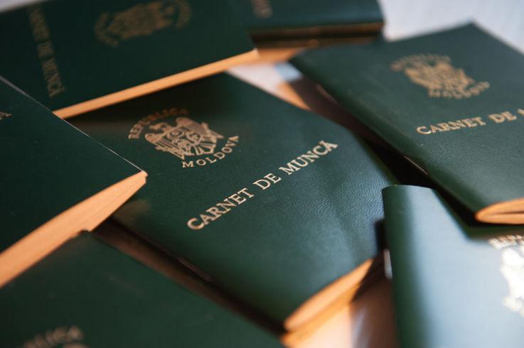 Правительство поддержало инициативу об отмене трудовых книжек
