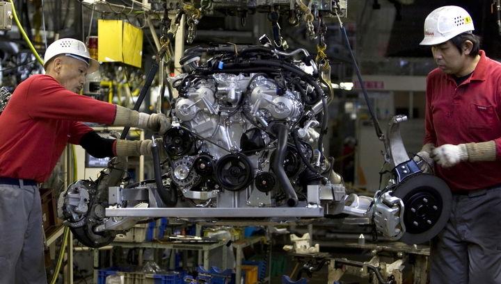 Японский автопроизводитель возобновляет работу своего завода в Хубэй