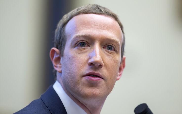 Цукерберг потерял $5 млрд после того, как рухнули акции facebook