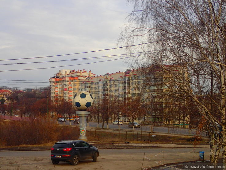 На территории возле цирка планируют построить ледовый дворец