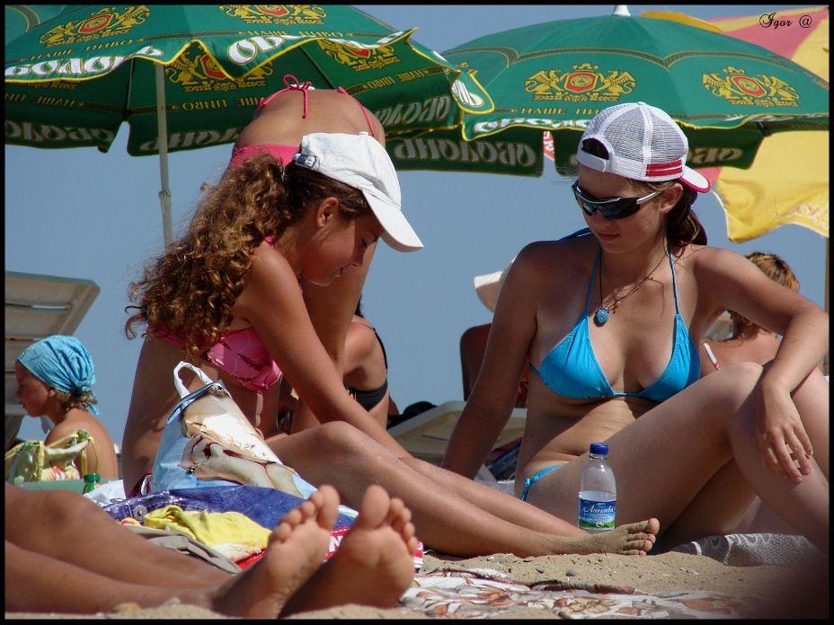 Крым девушки пляж фото 87201 фотография