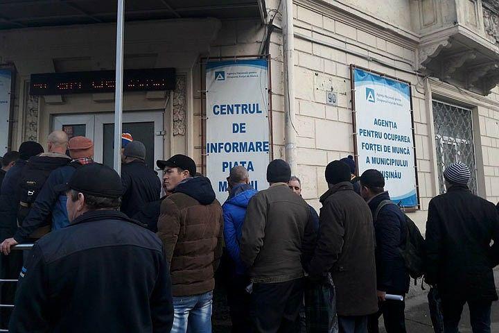 Из-за коронавируса порядка 11 000 жителей Молдовы остались без работы