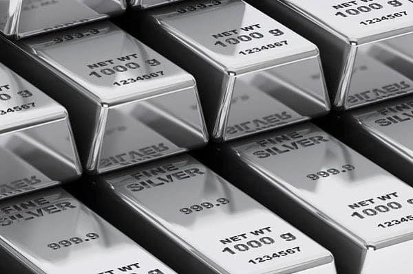 Серебро продемонстрировало рекордный прирост в цене за месяц с 1979 года