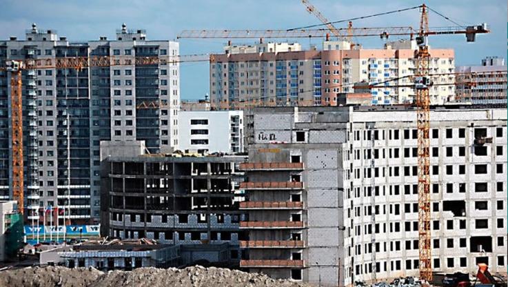 В Молдове резко сократилось число сданных в эксплуатацию жилых домов