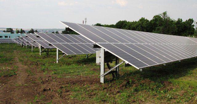 В Комрате построят самую мощную солнечную электростанцию в Молдове