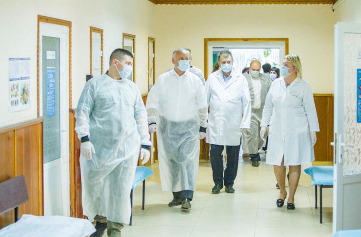 Работникам медицинской сферы будет увеличена зарплата