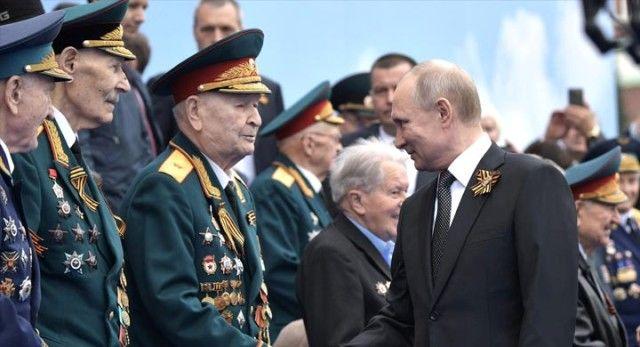 Ветераны ВОВ, в том числе и из Молдовы, получат по 75 тыс. рублей