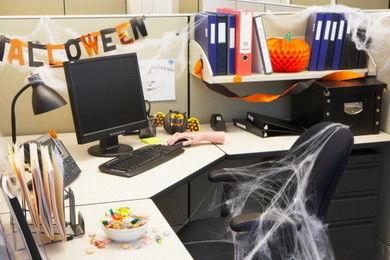 Корпоративный Хэллоуин - оригинальные идеи празднования на работе