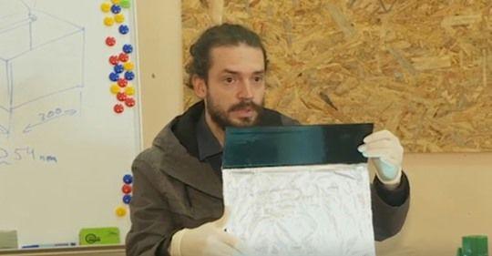 Инженер из Молдовы изобрёл способ дезинфекции различных предметов