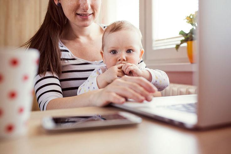 Рождение ребёнка способствует карьерному росту женщины. И вот почему