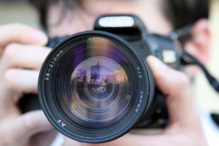 Фотограф — профессия людей с неординарным взглядом на мир