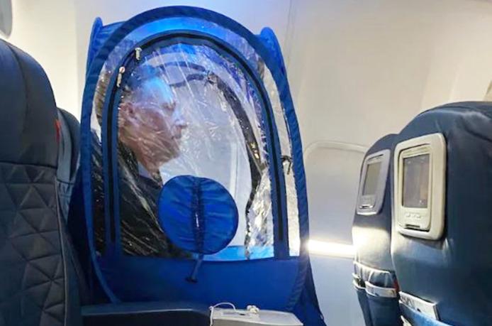Богачи из Америки ищут спасения от коронавируса в частных самолётах