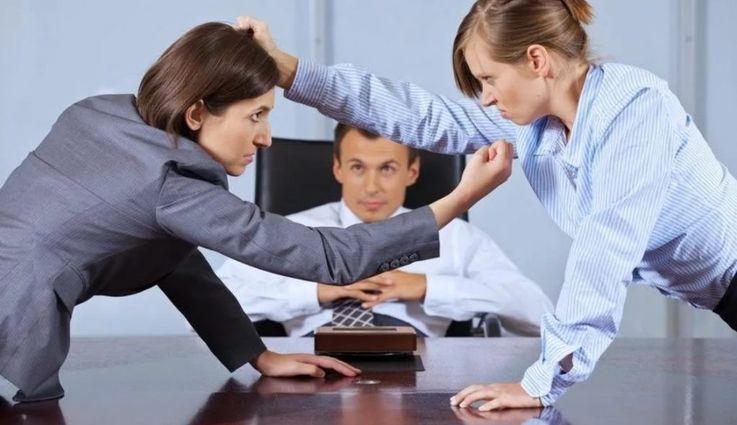 Как работать с конфликтными сотрудниками