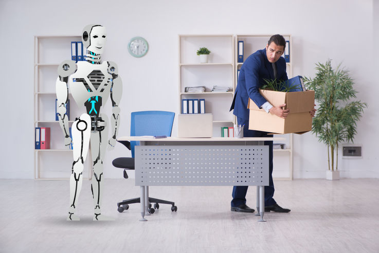 Исследование: уже через 10 лет кресло вашего начальника займёт робот