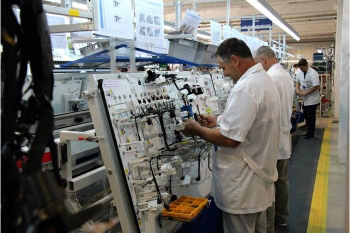 Численность работников в свободных экономических зонах выросла на 14,5%