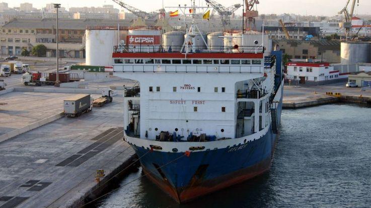 Порт Джурджулешты продолжает работу, осуществляя международную торговлю