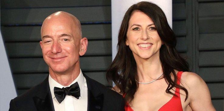 Бывшая жена главы Amazon сделала пожертвования на $1,7 млрд