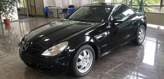 В Молдове 14 лет не могут продать новый Mercedes