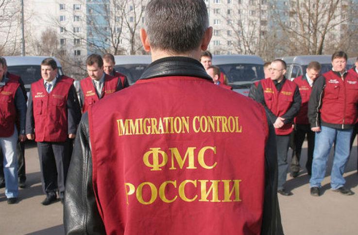 Молдавские нелегалы на учете в России