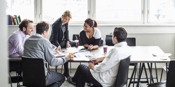 Три способа построить крепкие отношения с коллегами