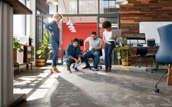 7 важных трендов в области брендинга работодателей