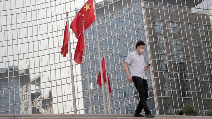 Экономика Китая впервые после пандемии продемонстрировала рост