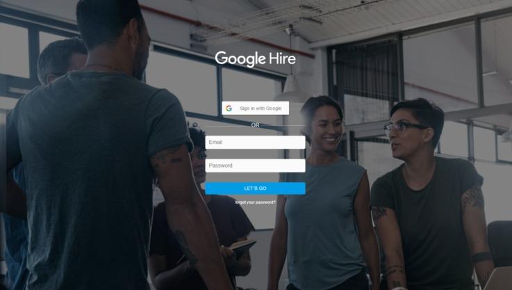 Google готовит к запуску рекрутинговый сервис Hire