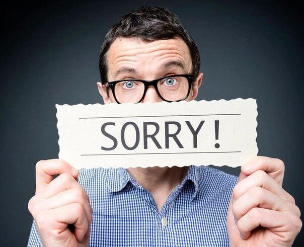 Как принести извинения на работе, чтобы это было убедительно