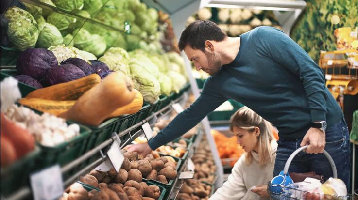 Овощи борщевого набора выросли в цене