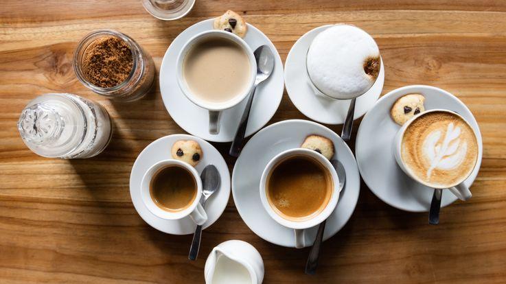 Компания ищет человека, готового пить кофе каждый день за большие деньги