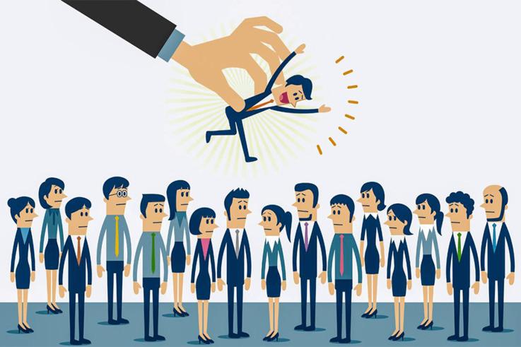 Как быстро найти работника в компанию