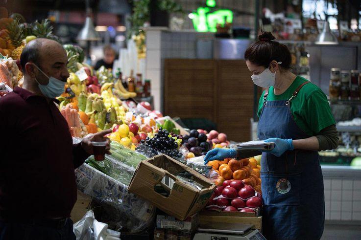 Почему во время ЧС временные рынки не стали альтернативой супермаркетам?