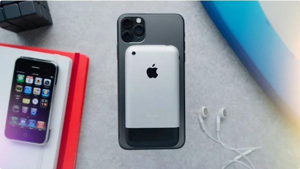 iPhone: как изменилось культовое творение Джобса за 13 лет существования